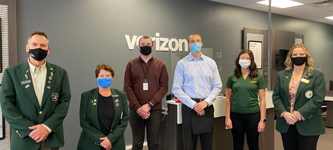 Select Verizon Team