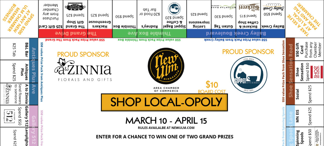 Shop Local-Opoly